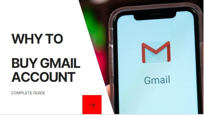 WHY SHOULD WE USE GMAIL ACCOUNTS?